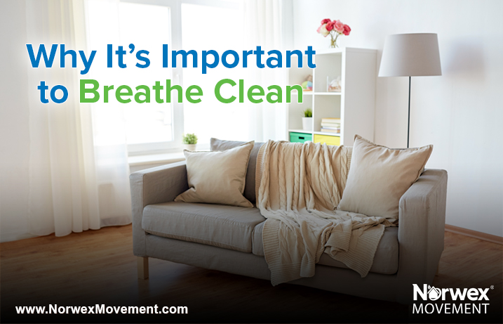 Why It's Important to Breathe Clean